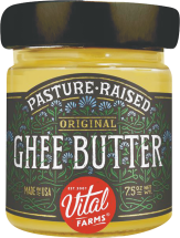 Pasture-Raised Ghee Butter product image.
