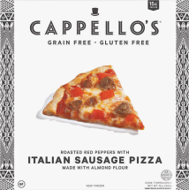 Italian Sausage Pizza product image.
