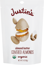 Almond Butter,Covered Almonds product image.