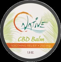 CBD Balm product image.