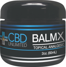 CBD BalmX product image.