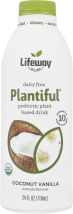 Organic Plantiful Probiotic Drink product image.