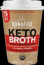Keto Bone Broth product image.