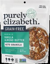 Granola, Organic, GF, Vanilla Almond Butter   product image.