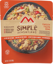 Chicken Fajita Bowl product image.