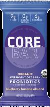 Organic Oat Bar + Probiotics product image.
