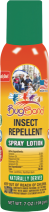 Insect Repellent Spray Lotion product image.
