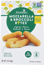 Mozzarella& Broccoli Bites product image.