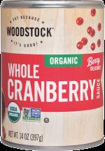 Organic Cranberry Sauce product image.