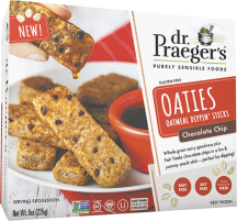 Oaties Oatmeal Dipping Sticks product image.