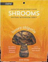 Shiitake Mushroom Jerky product image.