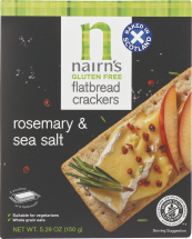 Gluten Free Flatbreads product image.