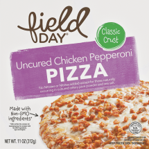 PIZZA,CHICKEN PEPPERONI product image.