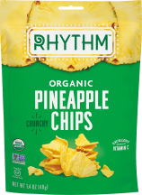 OrganicPineapple Chips product image.