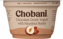 Chocolate Greek Yogurt product image.