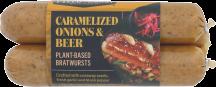 Bratwurst Sausages product image.