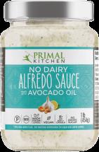 No Dairy Alfredo Sauce product image.