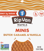 Mini Wafels product image.