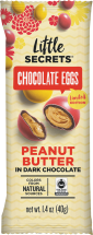 Candy,Egg,Dark Chocolate Peanut Butter product image.