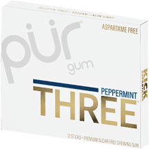 Three Peppermint product image.