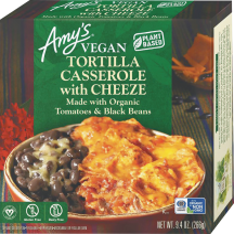 Organic VeganTortilla Caserole Bowl product image.
