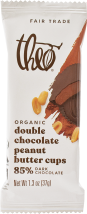 Organic Peanut Butter Cups product image.
