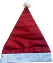 Fun and Festive Santa Hat! product image.