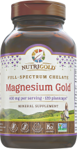Magnesium Gold 400mg product image.