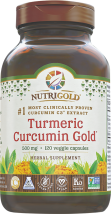 Turmeric Curcumin Gold product image.