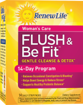 RENEW LIFE CLEANSES product image.