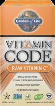 Vitamin Code RAW Vitamin C product image.