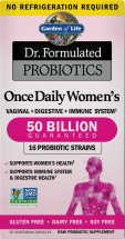 Dr. Formulated Probiotics Once Daily Women's product image.