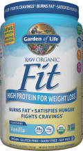 Raw Organic Fit product image.