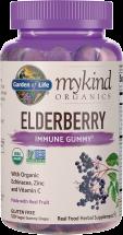 mykind Organics Elderberry Gummy product image.
