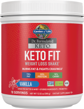 Dr. Formulated Keto Fit product image.