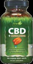CBD + Ashwagandha product image.