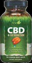 CBD + FAT REDUCTION product image.