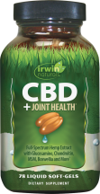 CBD + JOINT HEALTH product image.