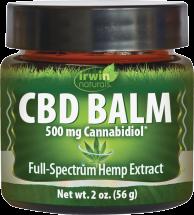 CBD Balm 500 mg product image.