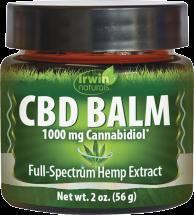 CBD Balm 1000 mg product image.