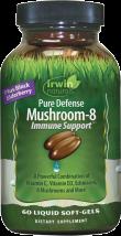 Pure Defense Mushroom-8 Immune Support product image.