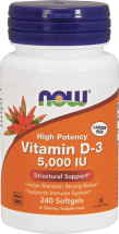 Vitamin D-3 product image.