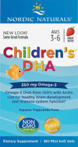 Children's DHA product image.