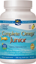 Complete Omega Junior product image.