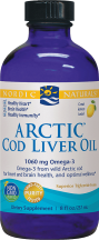 Arctic Cod Liver Oil product image.