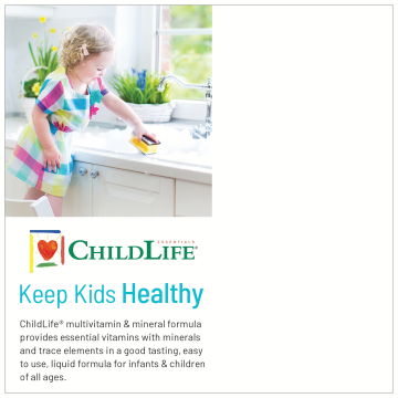 Children's Multi Vitamin & Mineral product image.