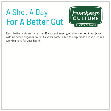 Organic Gut Shot product image.