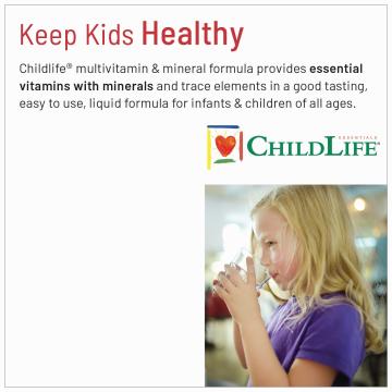 Children's Multi Vitamin & Mineral product image.