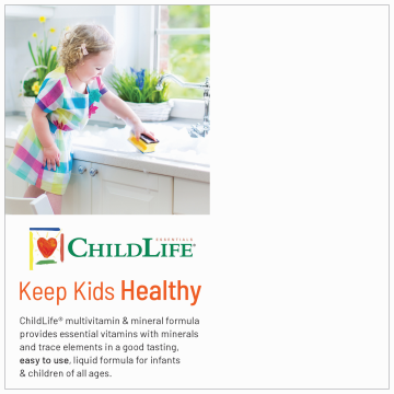 Children'sMulti Vitamin & Mineral product image.