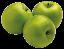 Organic Granny Smith Apples product image.